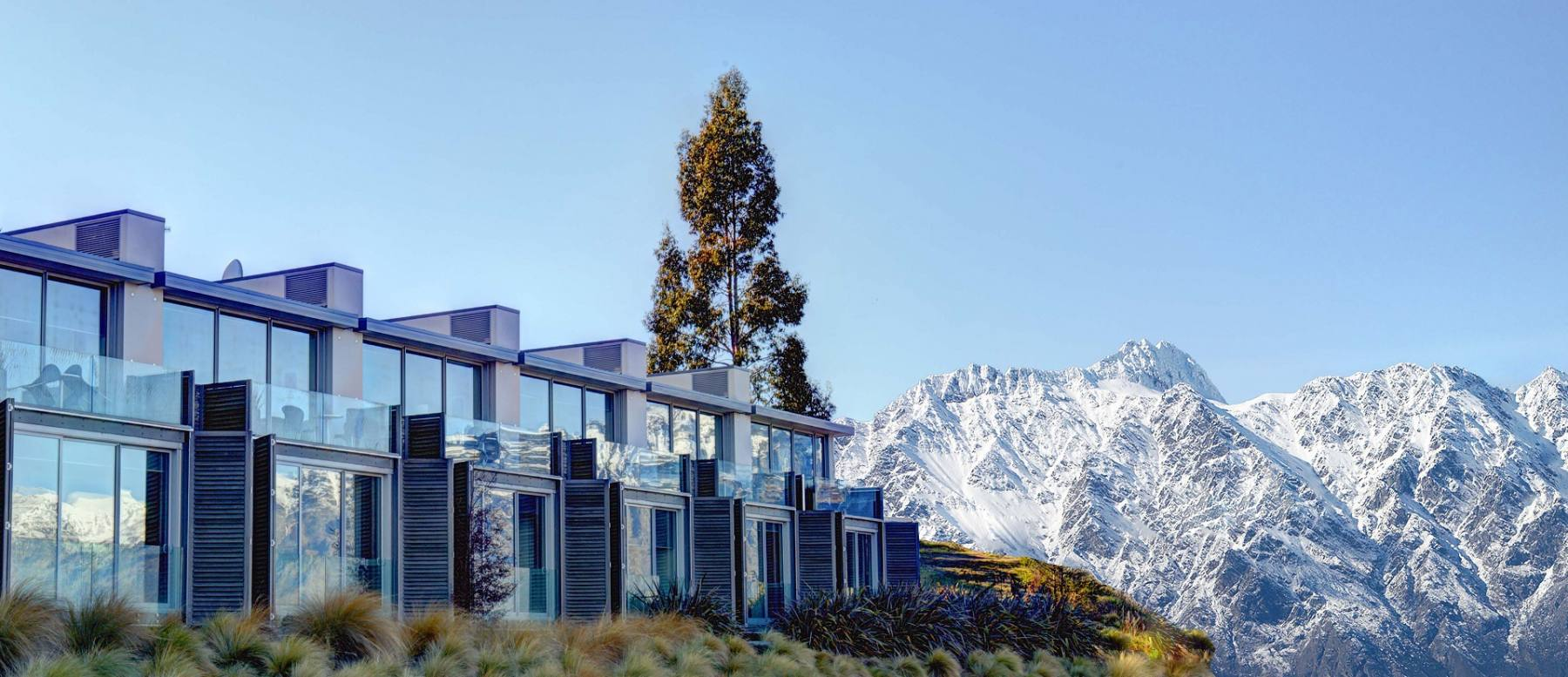 Luxury Accommodation in Queenstown