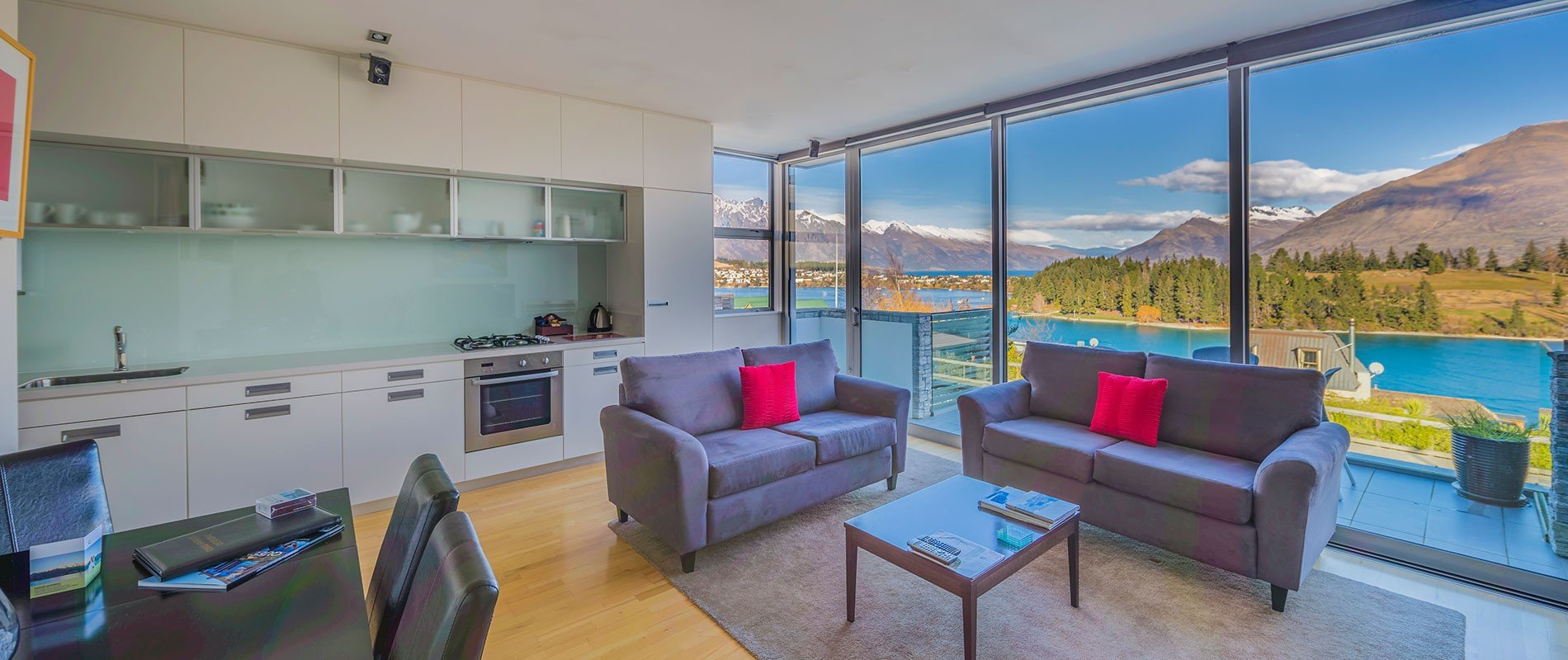 New Zealand Accommodation Queenstown Apartments | New ...